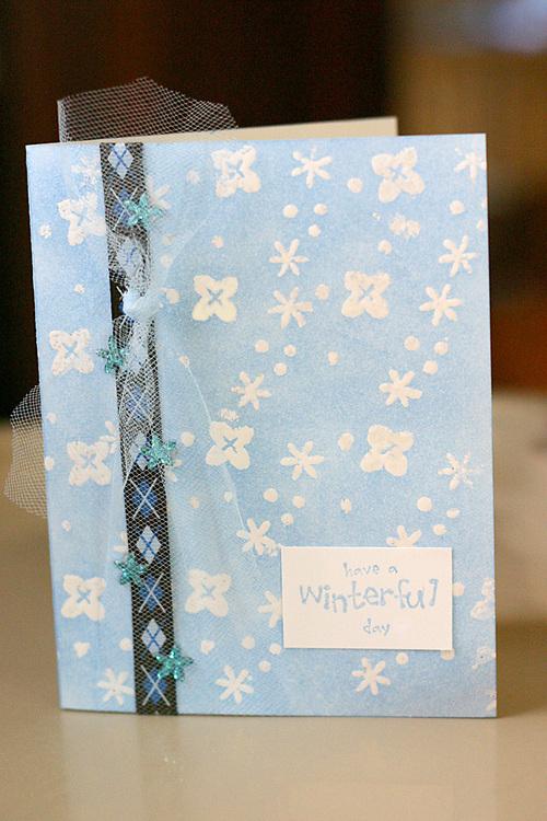 Card_winterland